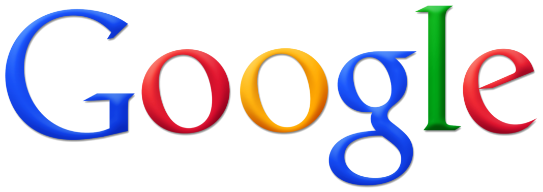 13ème anniversaire Google - Logo depuis 2010