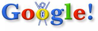 13ème anniversaire Google - 1er Doodle