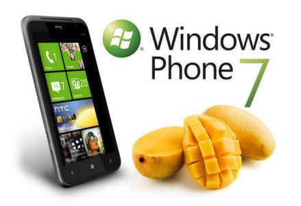 Windows Phone 7 Mango : 1ères impressions à chaud et SDK disponible