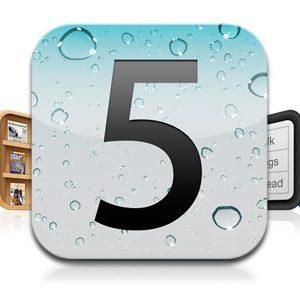 L'iOS 5 est disponible!