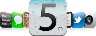 L'iOS 5 est disponible! [MàJ#3]