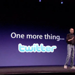 Twitter - L'iOS 5 dope les inscriptions!