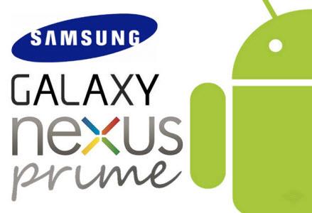 Samsung officialise le Nexus Prime / Galaxy Nexus