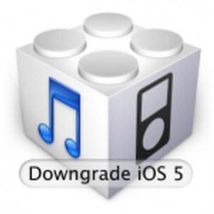 iOS 5 - Revenir sous un iOS antérieur (4.3.X)