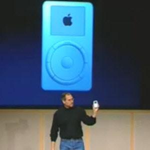 Les 10 ans de l'iPod en infographie