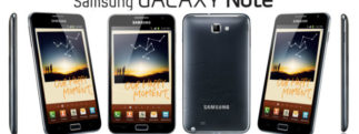 Samsung Galaxy Note sera disponible le 2 novembre en France