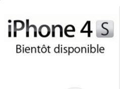 iphone 4S bouygues dispo