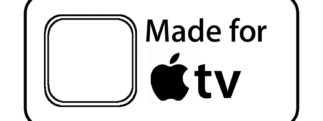 Logo Made For AppleTV
