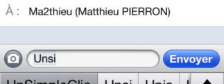 iOS 5 : comment activer le clavier de suggestions de corrections [MàJ]