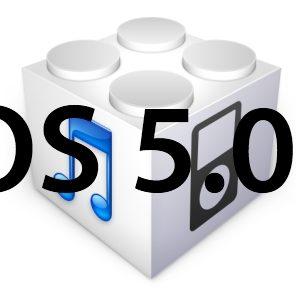 L'iOS 5.0.1 est disponible