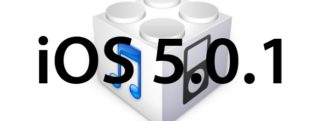 Mise à jour iOS 5.0.1 disponible