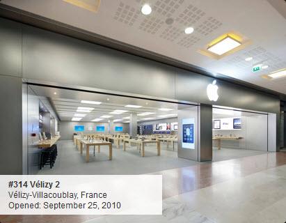 Apple Store : Vélizy 2 à Vélizy-Villacoublay
