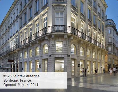 Apple Store : Sainte-Catherine à Bordeaux