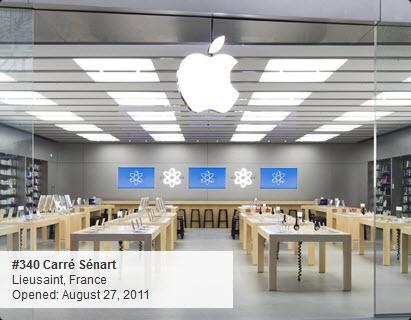 Apple Store : Carré Sénart à Lieusaint
