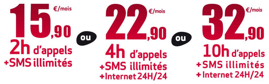 Virgin Mobile lancera l'offre SubliSIM à partir du mercredi 23 novembre 2011