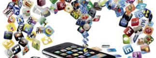 Recherche des applications mobiles avec Google