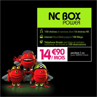 Numériable est sur Vente-Privee.com - NCBOX POWER HD