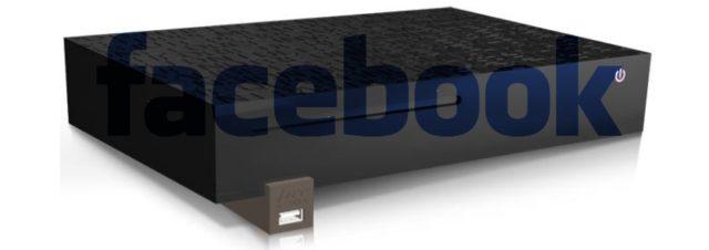 Facebook débarque sur la Freebox Revolution