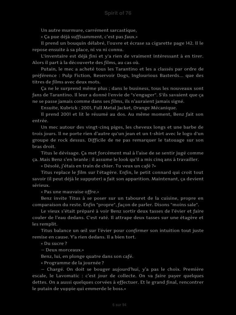 iBooks 1.5 - nuit