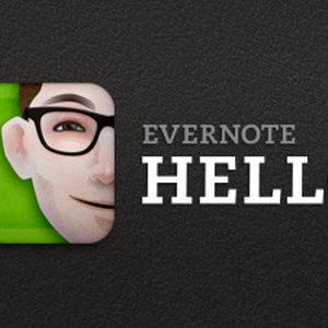 #LeWeb'11 - Evernote lance Evernote Hello