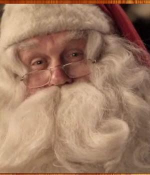 Père Noël Portable par SFR : contacter le Père Noël par vidéo