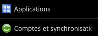 Synchronisation Calendrier Android - Google - Outlook