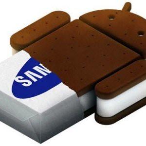 Le Samsung Galaxy S n'aura pas le droit à Ice Cream Sandwich