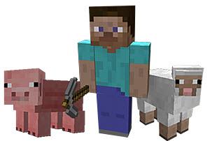 Minicraft pour les Nostalgiques de Minecraft...