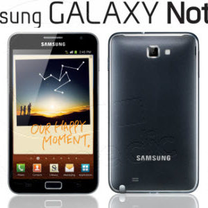 1 million de Galaxy Note écoulés en 2 mois