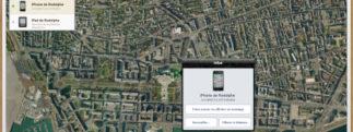 iCloud : présentation de la fonction de localisation sous iOS 5