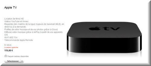 Applications iOS sur votre TV pour bientôt grâce à l'Apple TV