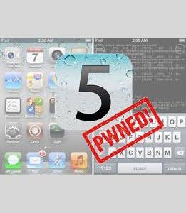 Jailbreak unthetered iOS 5