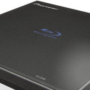 Pioneer annonce le graveur combo Blu-Ray externe le plus petit au monde