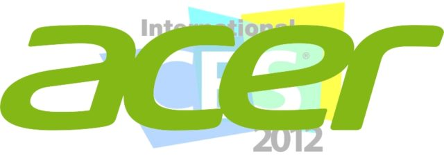 CES 2012 - Acer Iconia Tab et AcerCloud