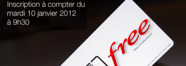 Free Mobile : suivez la conférence en live!
