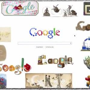 Google : tous les Doodle animés 2011 en vidéo