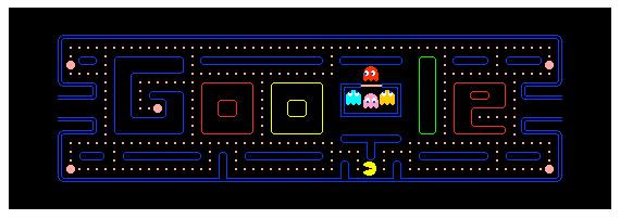 Doodle PacMan