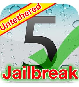 Pas à pas du jailbreak untethered de l'iOS 5.0.1 des iDevices non jailbreakés (MàJ #4)