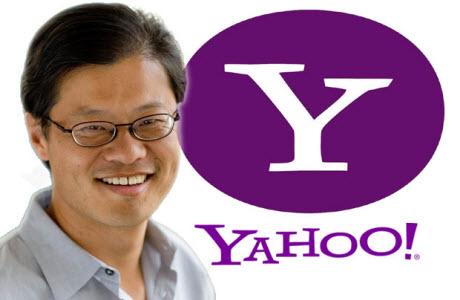 Jerry Yang, co-fondateur de Yahoo, démissionne!