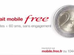 Free Mobile : la 1ère pub TV, incroyable mais Free!