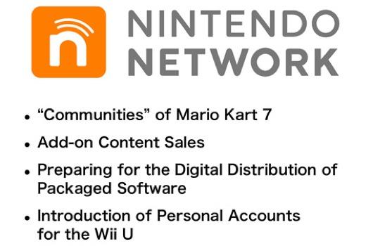 Le Nintendo Network officiellement annoncé!
