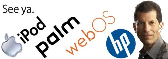 Jon Rubinstein, le dernier PDG en date de Palm Inc., quitte HP