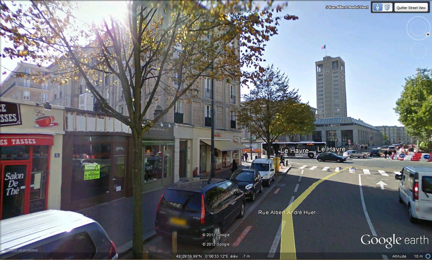 Bouygues Le Havre Hotel De Ville
