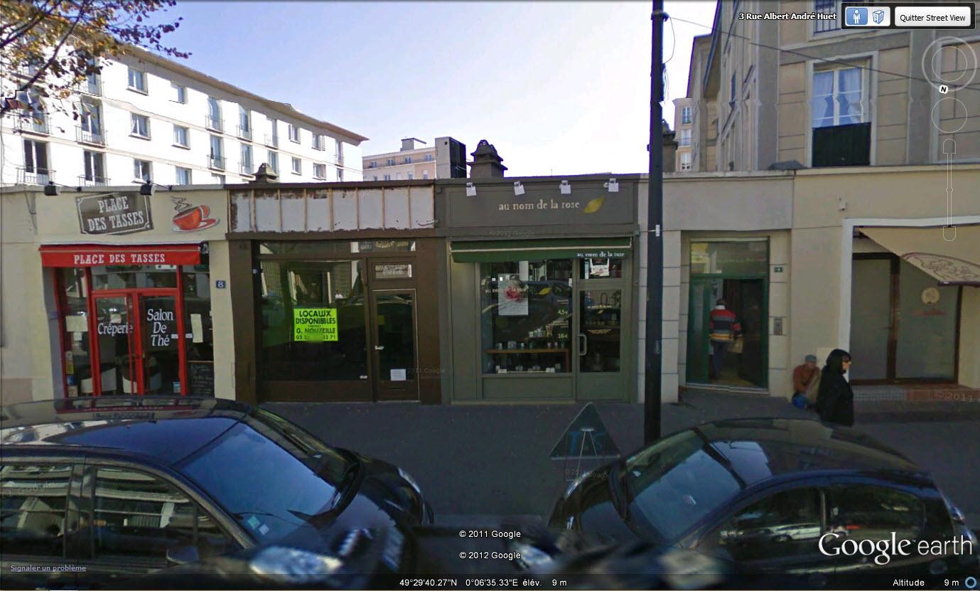 Sfr Le Havre Hotel De Ville