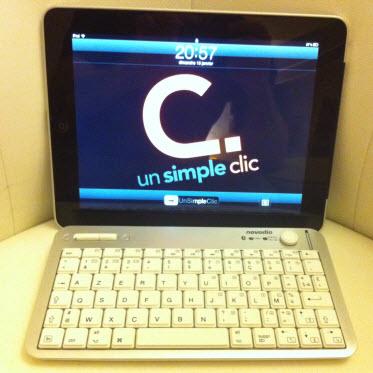 Novodio Smart Air Keyboard