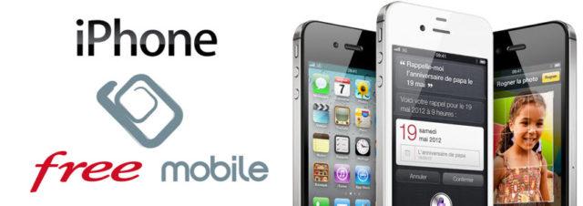 Free Mobile : comment paramétrer le réseau sur iPhone