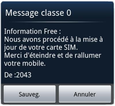 Free Mobile : màj des cartes SIM, suivi conso, option Blackberry, mobiles et numéros provisoires