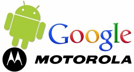 Le rachat de Motorola Mobility par Google validé par l'Union Européenne