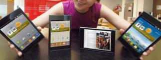 #MWC2012 : LG Optimus Vu, le Galaxy Note de chez LG