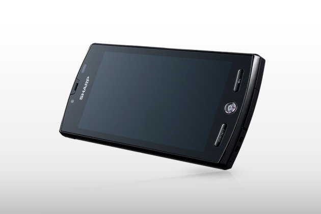 Sharp Aquos Phone SH80F 3D - Officielle 6